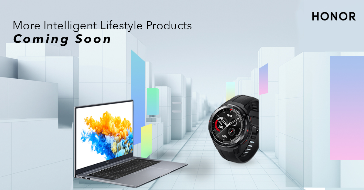 HONOR Malaysia Goes Pro with Arrivals of HONOR MagicBook Pro and HONOR Watch GS Pro