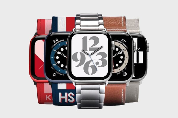 CASETiFY Upgrades Best-Selling Apple Watch Bands for the New Series