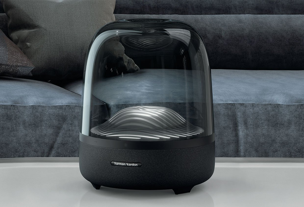 Harman-Kardon Aura Studio 3 Review - Beautiful Piece of Sound Art
