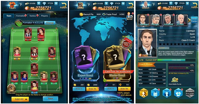 Dream Team - Win Prizes Worth Over RM30,000 In The Newest Football Manager Game