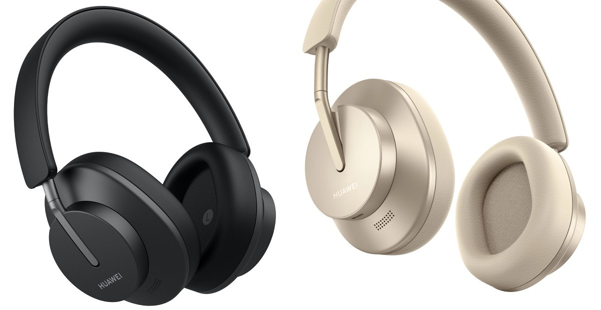 HUAWEI Unveils Its First Flagship Over-Ear Headphones – FreeBuds Studio