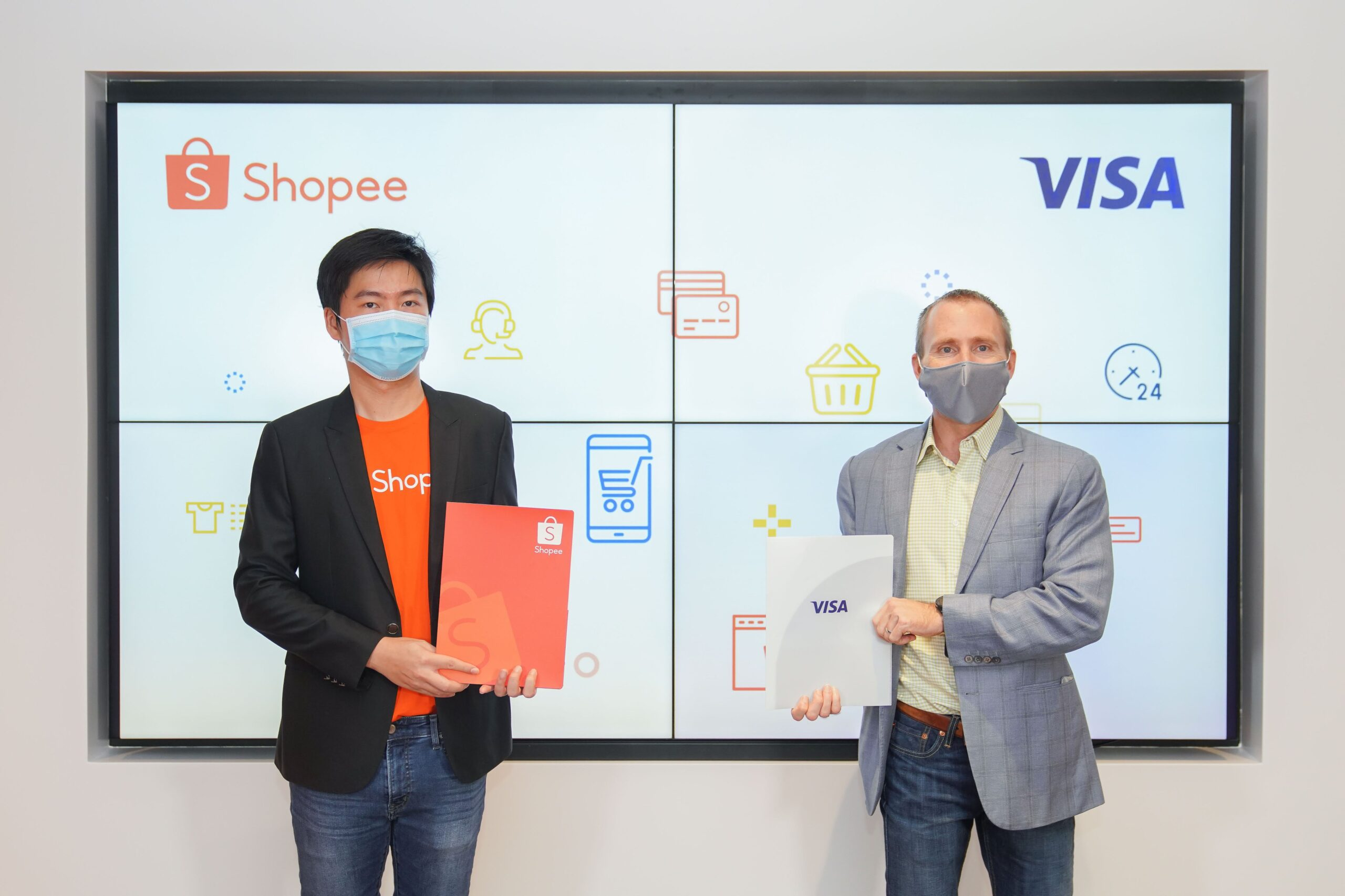Shopee and Visa Sign 5-Year Partnership Unlocking Growth Opportunities For SEA Digital Economy