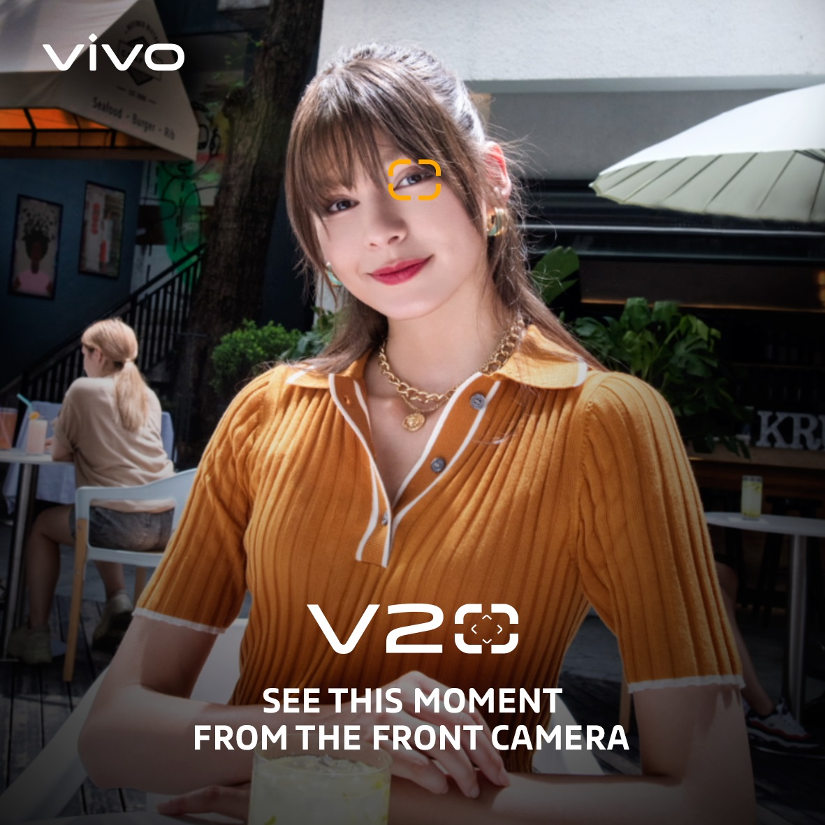Up Your Selfie Game with the Improved vivo V20 Series' Front Camera