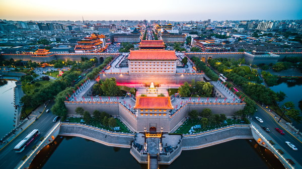 Xi'an Makes a Top Tourist Attraction in National Day Golden Week