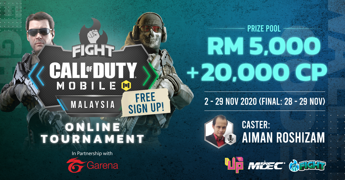 FIGHT and Wallet Codes Join Forces with Garena to Bolster Malaysian Esports
