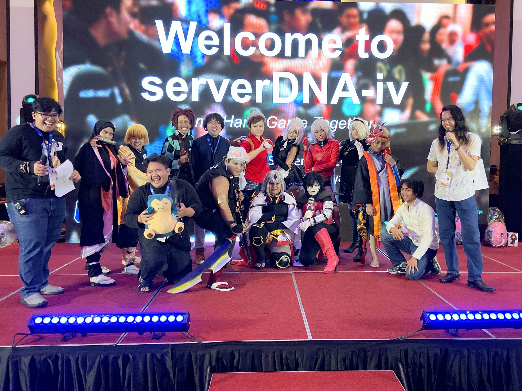 Malaysia's Largest Gamers Gathering Coming in December
