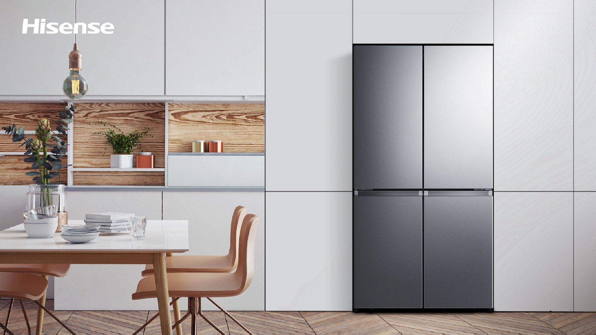 Hisense's Latest Fridge Will Be Your 'Fresh' Choice