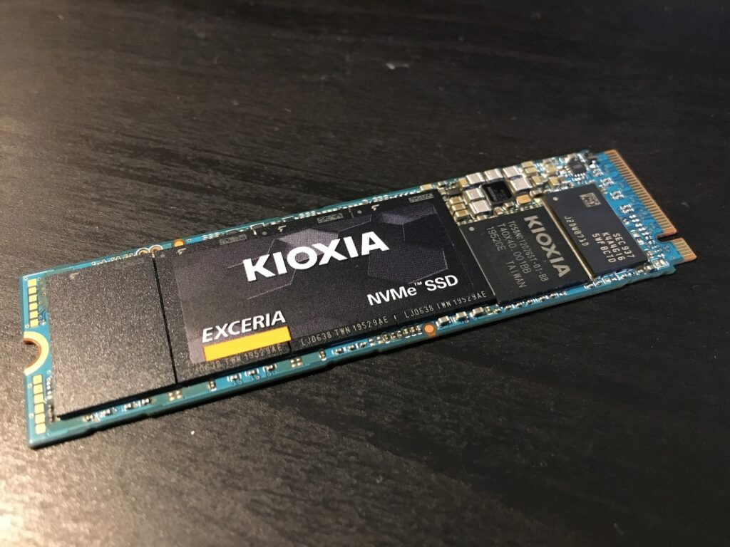 KIOXIA Exceria NVMe M.2 SSD Review - Optimum Speed and Reliability