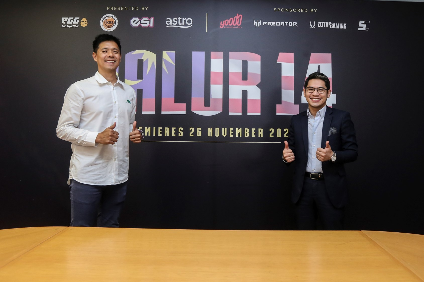 Jalur 14 - Malaysia's First Esports Docuseries