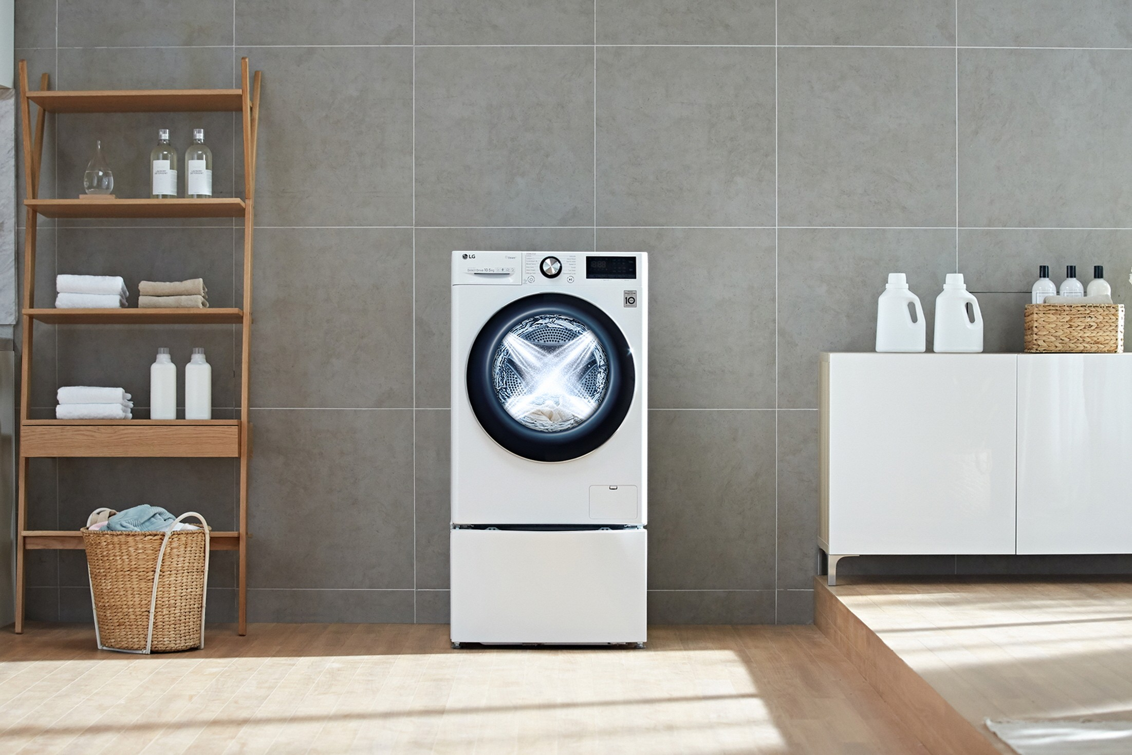 LG Celebrates 11.11 With Remarkable Deals On LG AI DD Washing Machine