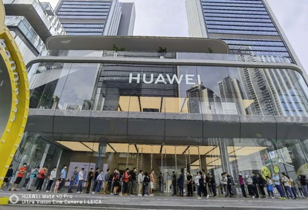 """HUAWEI Mate40 Series Sells Out Like """"Pisang Goreng"""" Upon Sales Launch in China"""
