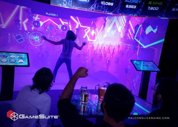 Falcon's Creative Group Unveils GameSuite™ Product for Entertainment Venues