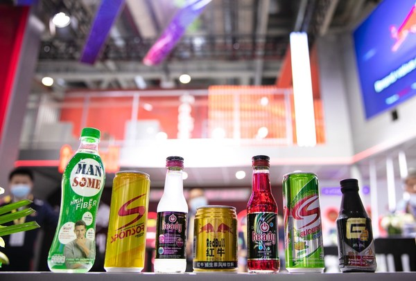 "TCP showcases its product line from its global ""House of Brands"" at CIIE"
