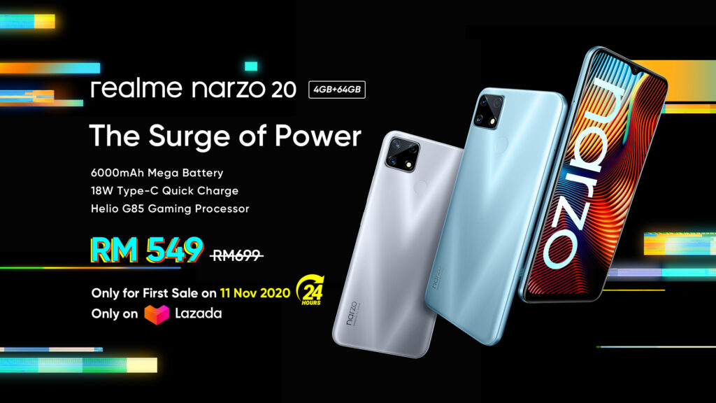 First 'Narzo By Realme' Product Line Set To Transform Entertainment & Gaming Culture