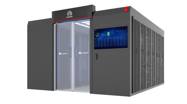 Toward the Digitalization of Energy: Huawei Launches Smart Modular Data Center 5.0