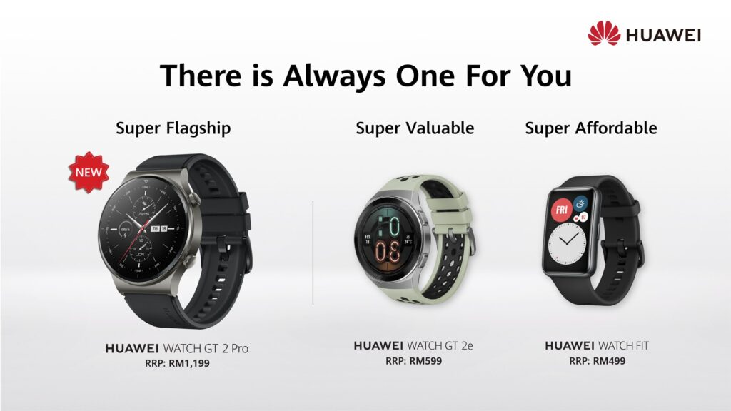 Huawei Watch GT 2 Pro Better Together