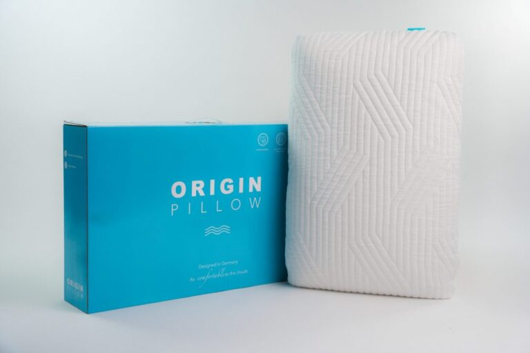 Lifestyle Review on Origin Superior Coolmax Latex Pillow - Next Level Comfort