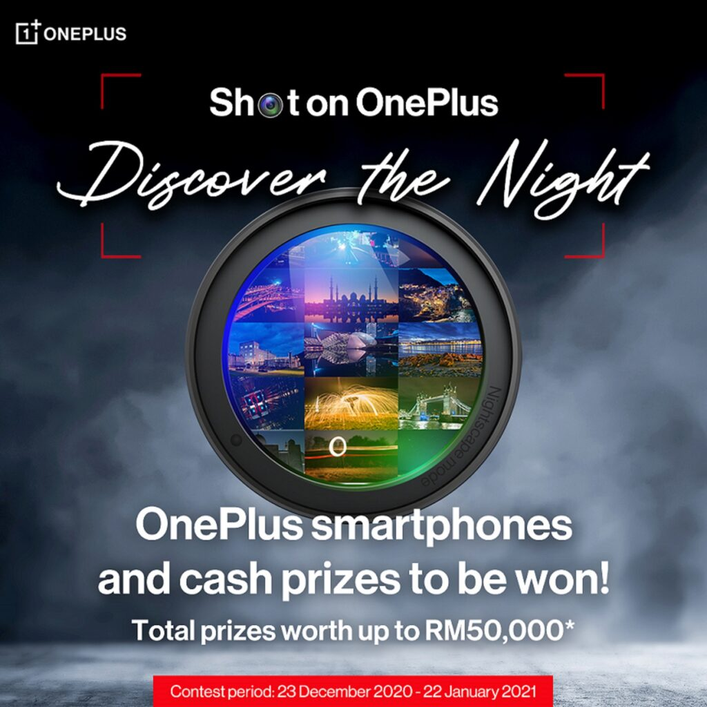 Shot On Oneplus - Discover The Night Starts Now!