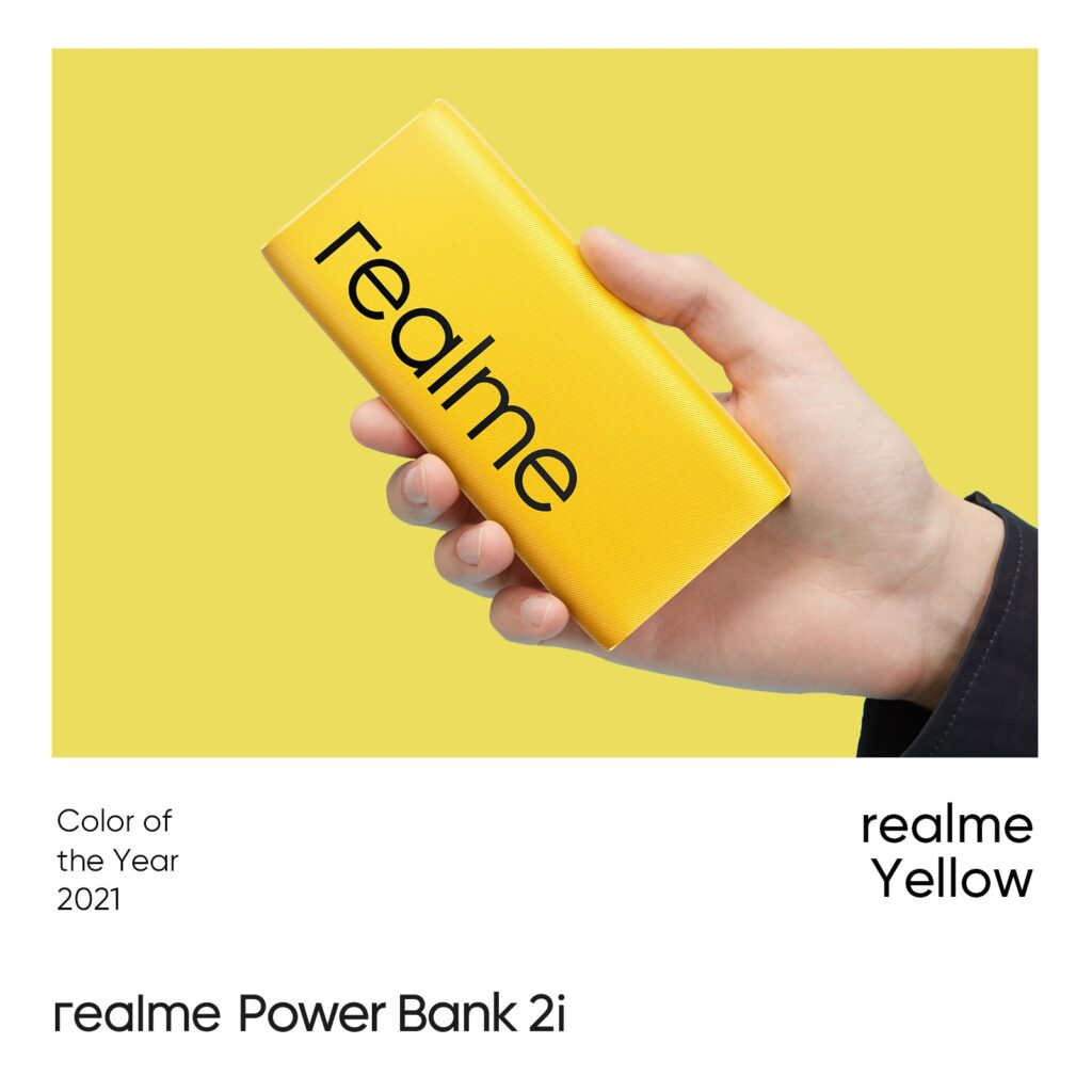 realme Grasps The Trend For 2021