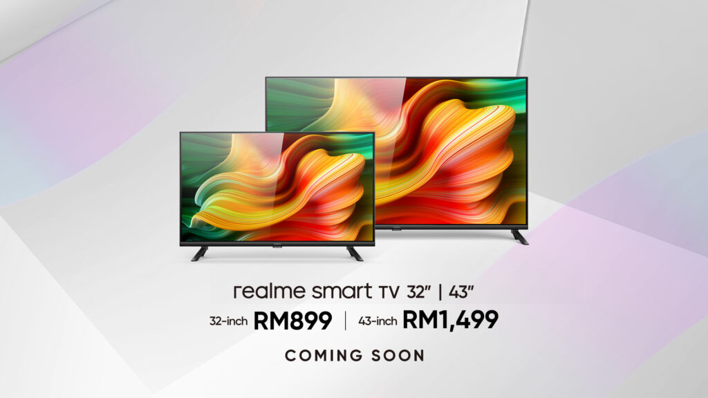 realme Smart TV Launched Together With 6 Other AIOT Devices In Malaysia