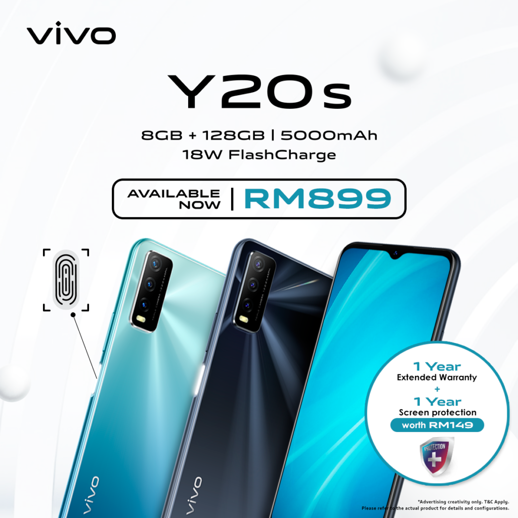 Offer on vivo Y20s