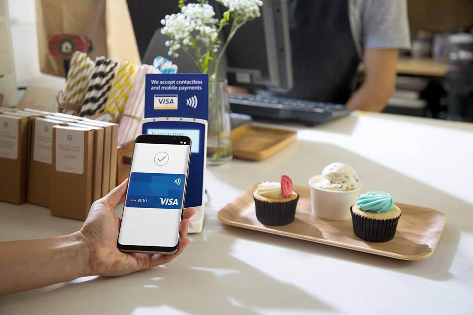 Contactless Payments Is Now The Preferred Way To Pay For Malaysian Visa Cardholders