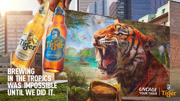 'Yet Here I am' embodies a resilient spirit, which shaped Tiger® into a world-acclaimed iconic brand.