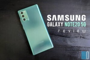 Samsung Galaxy Note20 5G Review