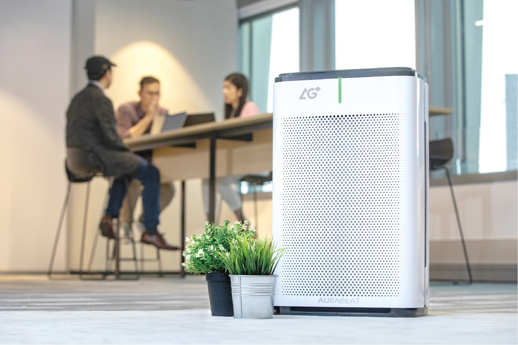 Covid-19: Aurabeat's FDA Approved Air Purifier Reduces All Risks Of Infection And Airborne Transmission