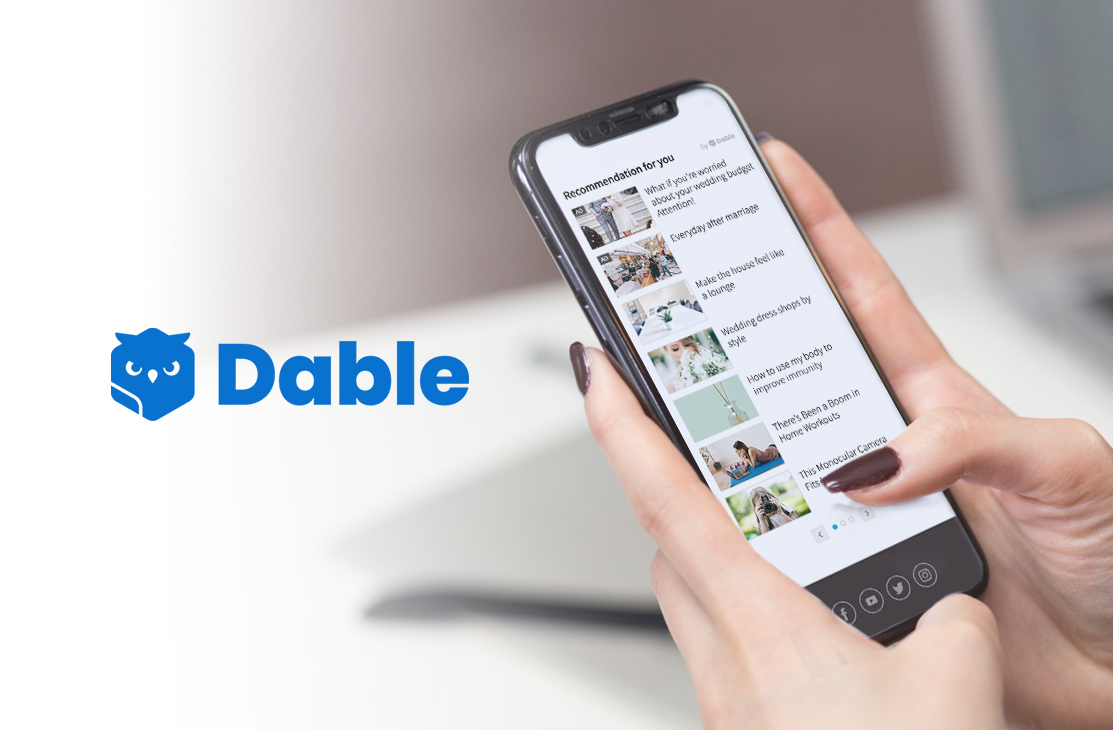 Dable Content Discovery Platform, Raises US$12M Series C Round For Global Expansion