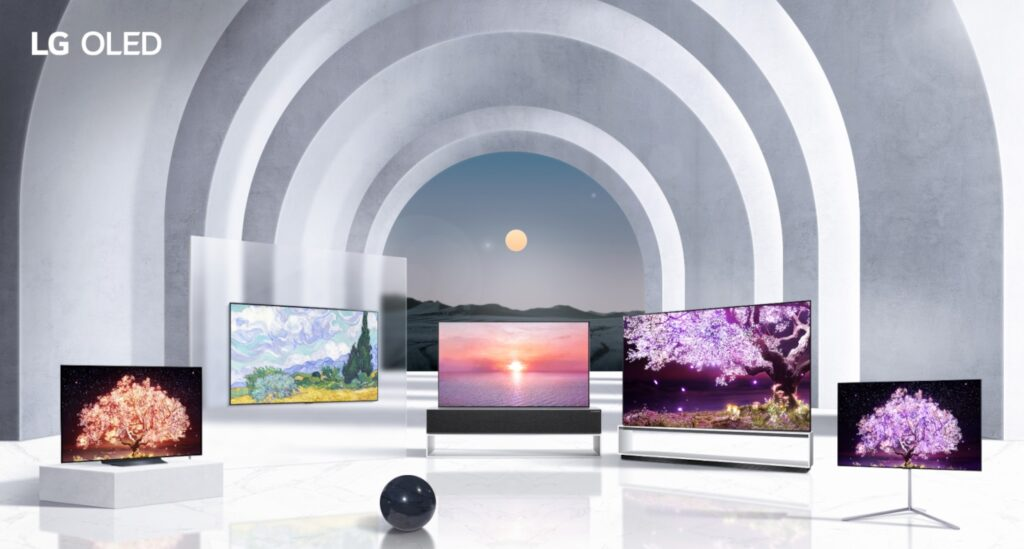 LG to Reinforce Industry Dominance with Ultimate TV Technology