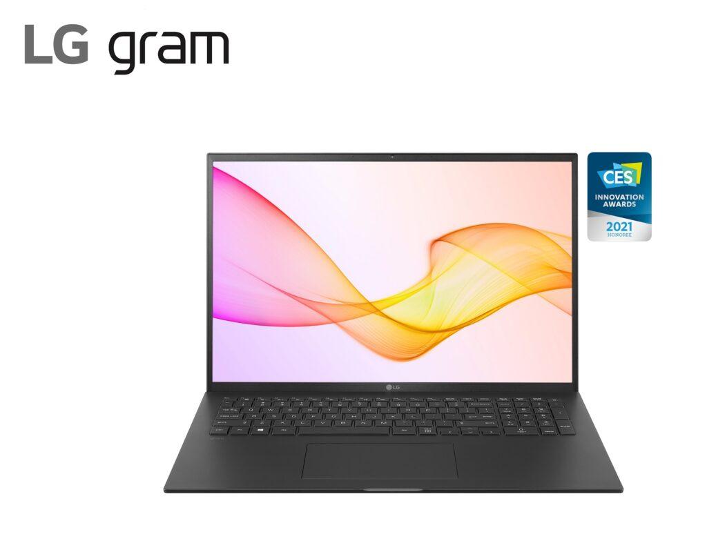 2021 LG Gram Laptops Stun with Large 16:10 Aspect Ratio Screens and Sleek New Design