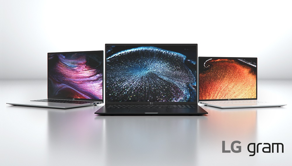 2021 LG Gram Laptops Stun with Large 16:10 Aspect Ratio Screens and Sleek New Design