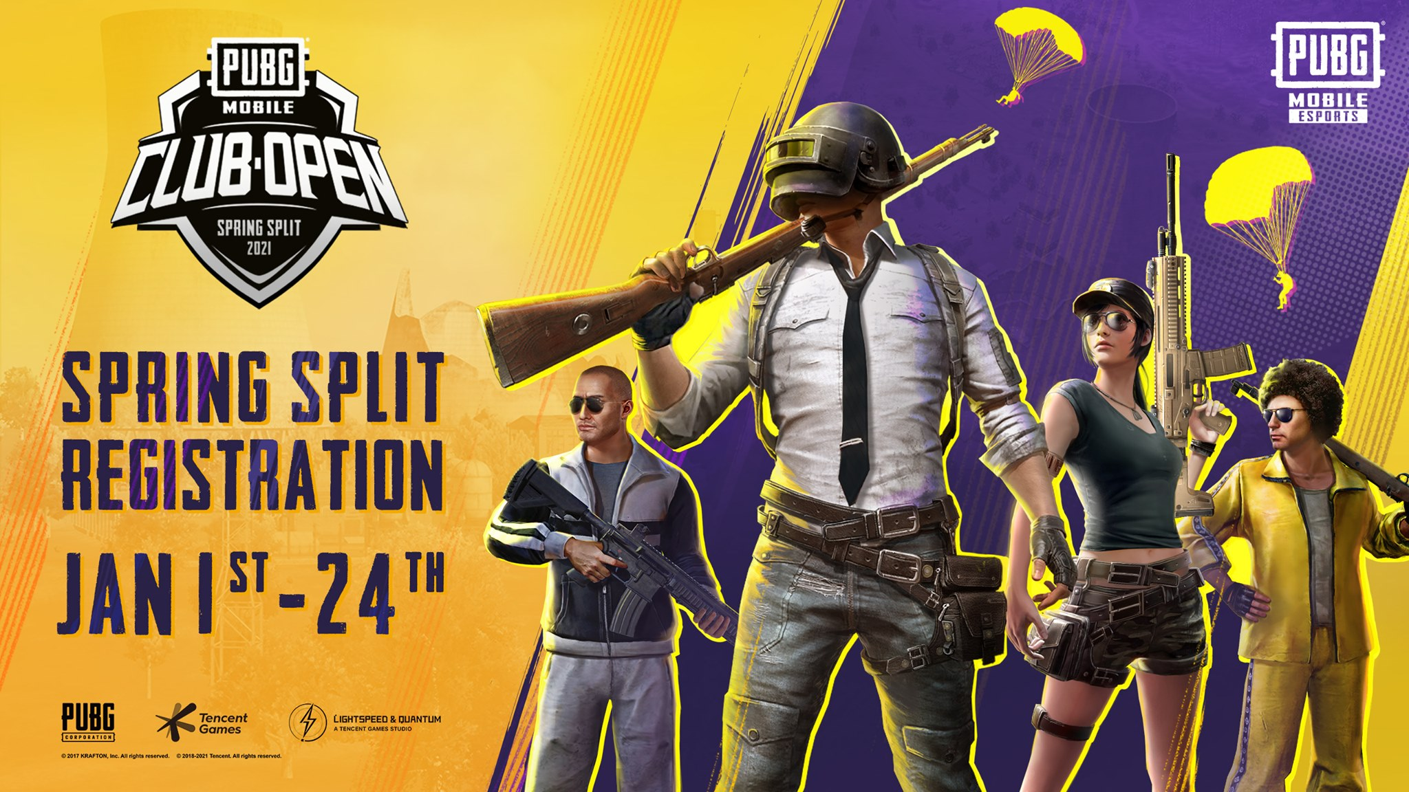 PUBG Mobile Club Open (PMCO) 2021