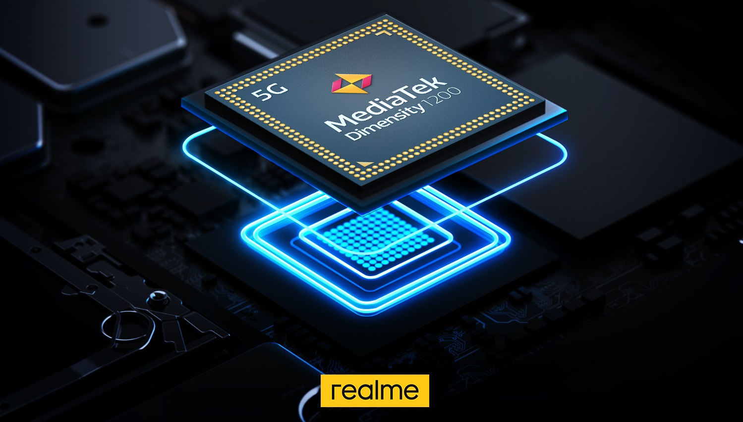 realme Will Be One of The First Smartphone Brands to Release 5G Flagship Powered by MediaTek's Dimensity 1200