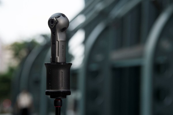 CES 2021 dp Smart Technology Creates Cutting-edge, Powerful, Slim, and Stylish Rogy 360° Livestream Camera