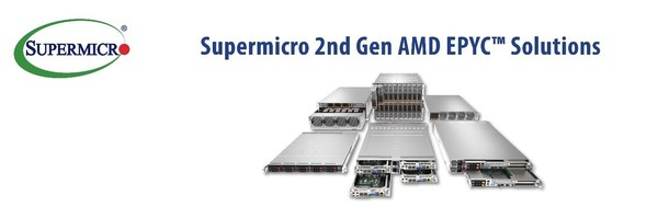 Supermicro Unveils Industry's-First 64-Core Workstation Supporting Four Double-Width GPUs with AMD Ryzen™ Threadripper™ PRO Processor at All-Digital CES® 2021