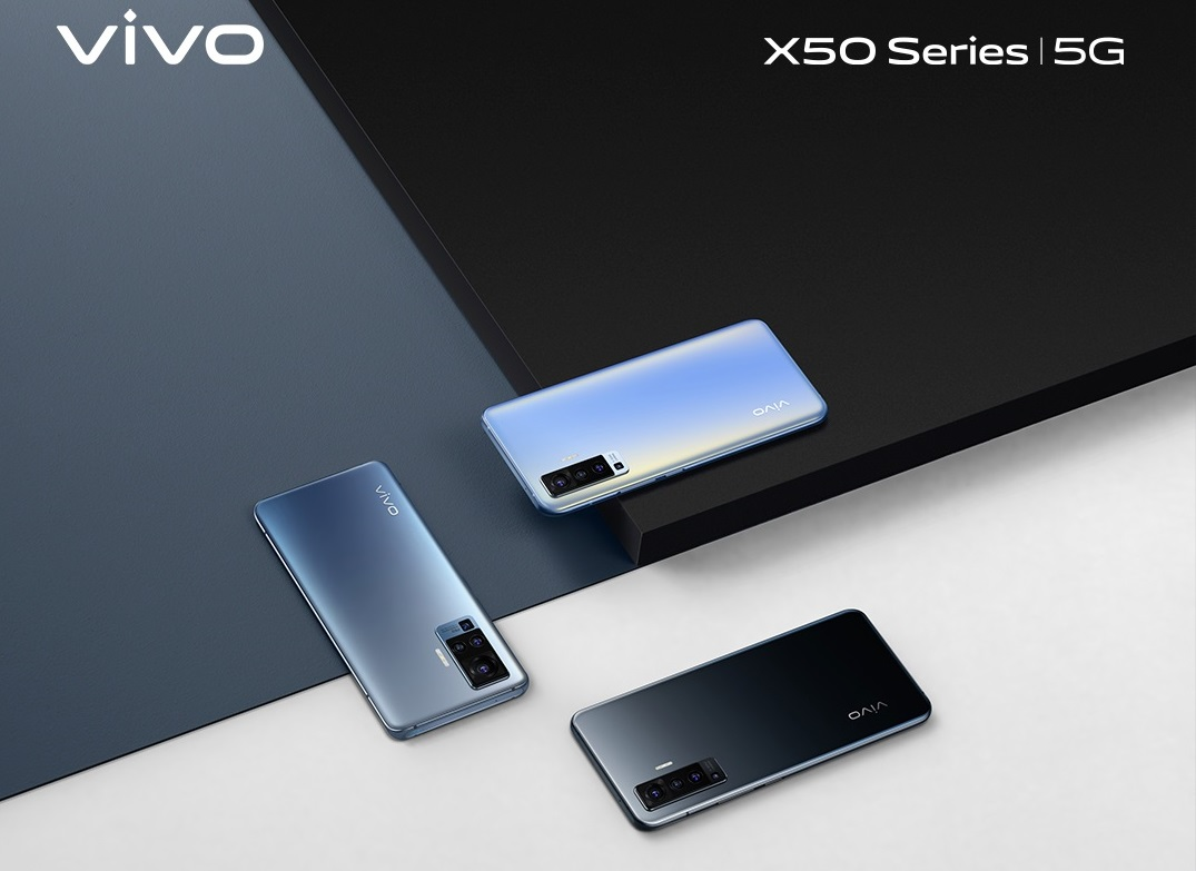 vivo Professional Photography Flagship Smartphone X50 Series Won 16 Mobile Awards