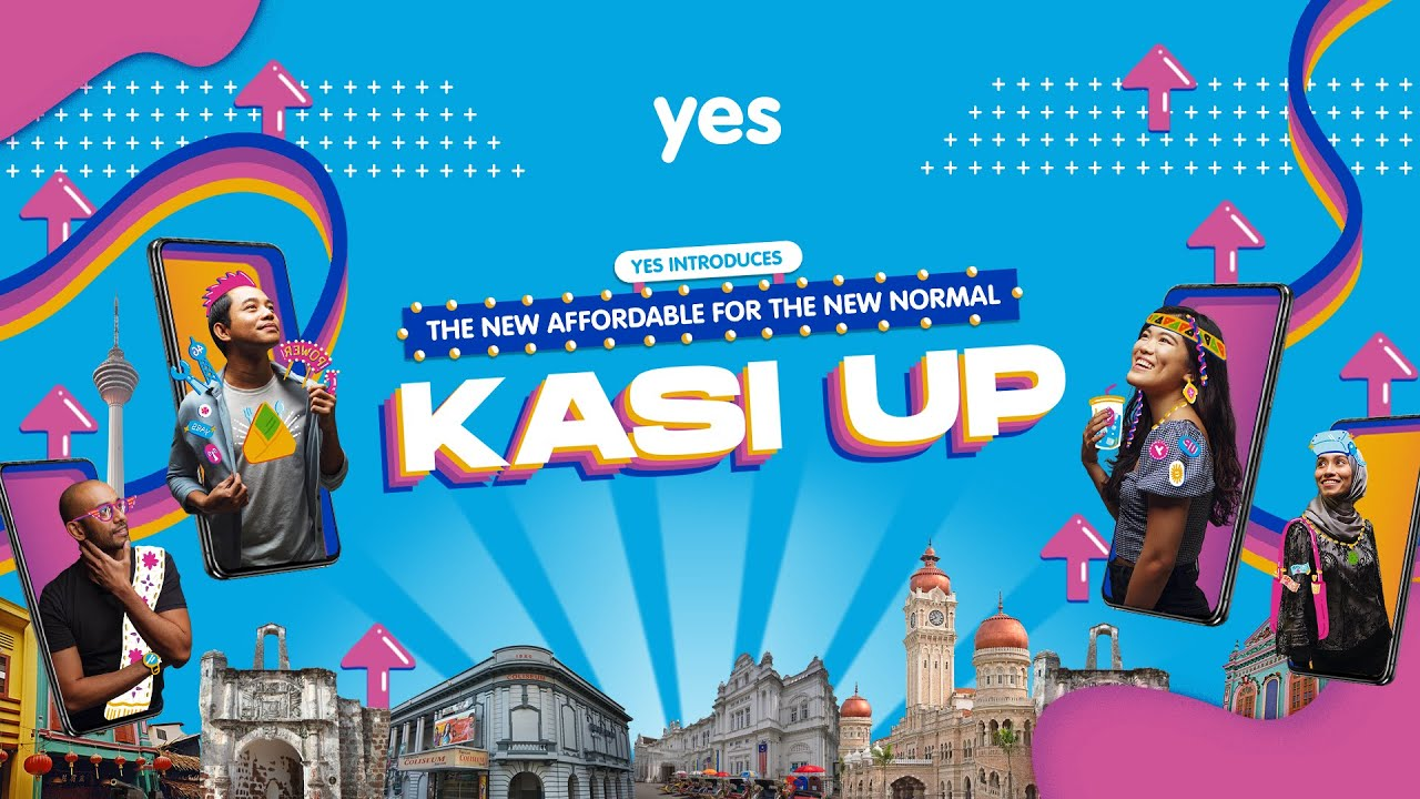 Another Yes Kasi Up: 150m GB of Free Data for Malaysians as Movement Restriction Order Kicks in