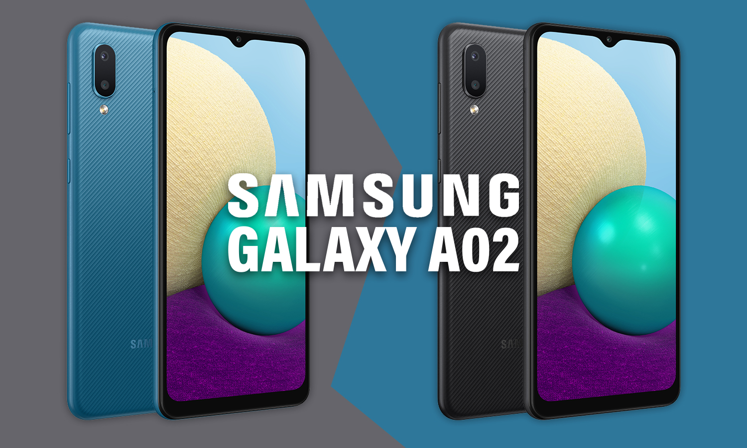 Meet The New Samsung Galaxy A02: Triple Treats, Triple Awesome-ness