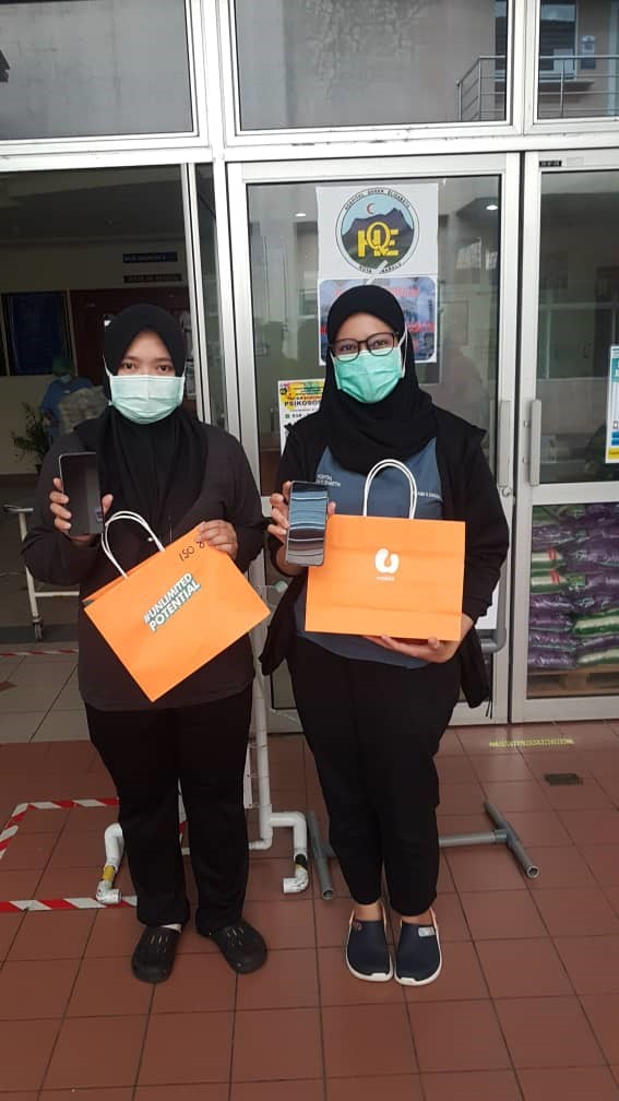 U Mobile Now Provides Free Internet Access to 12 PPRs Nationwide as Part of Pandemic Efforts