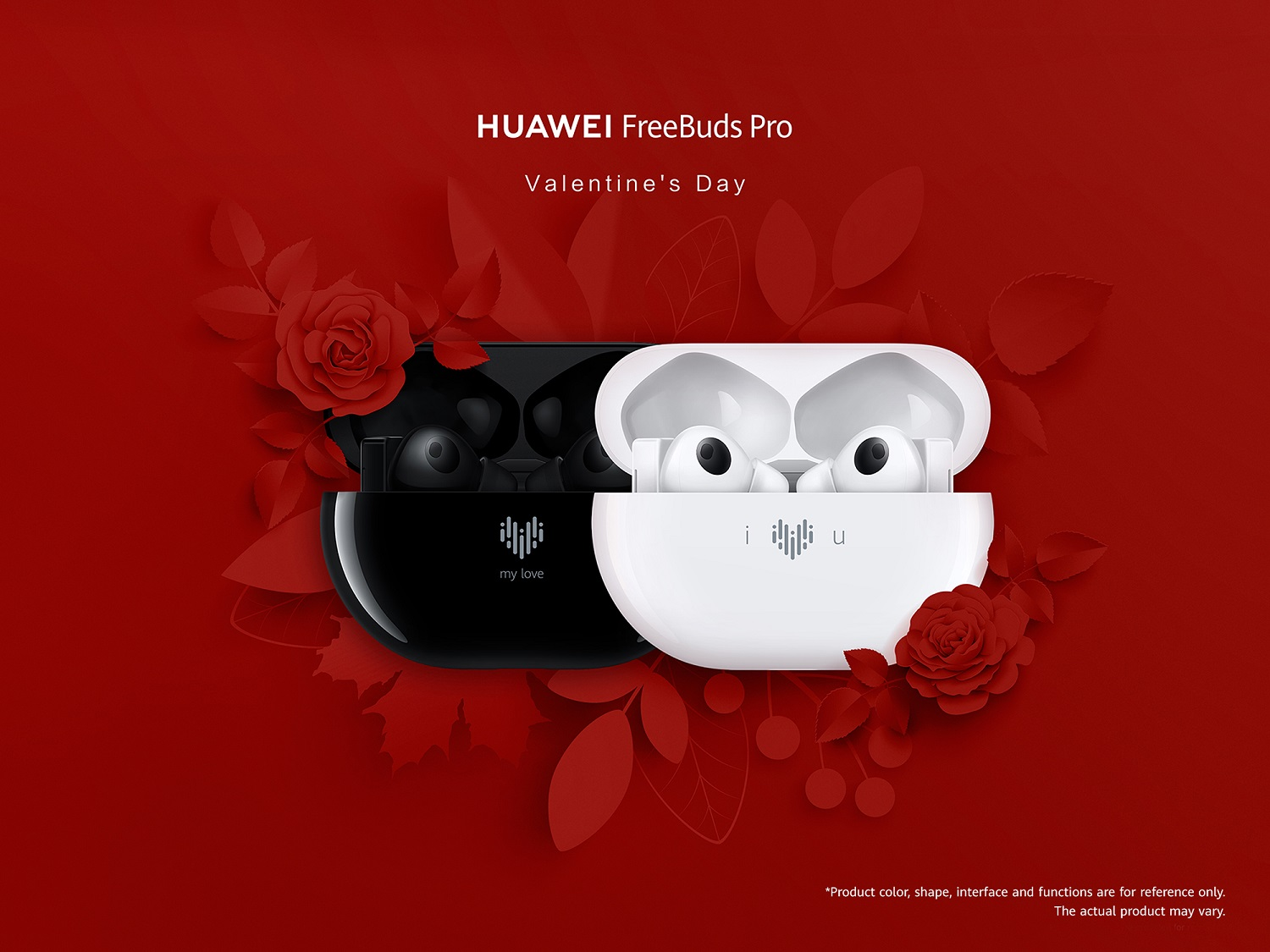 Gifting Just Got A Whole Lot Easier! Enjoy Free Engraving Service For The HUAWEI FreeBuds Pro