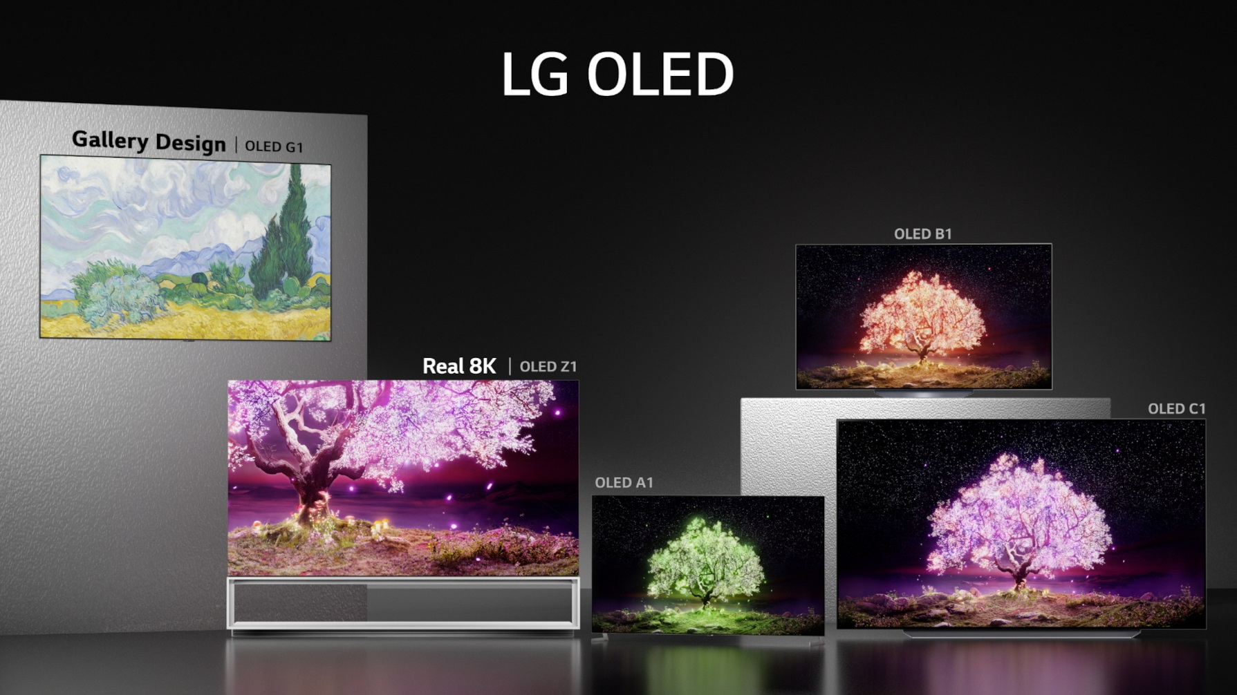 LG Kicks Off Global Rollout of 2021 TV Line-up Headlined by Unrivalled OLED TVs