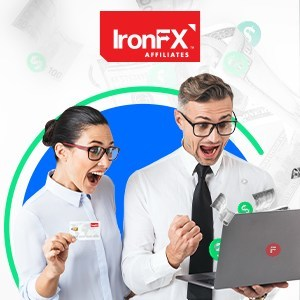 IronFX launches newly revamped affiliate website with rewarding payment plans, commissions and bonuses.
