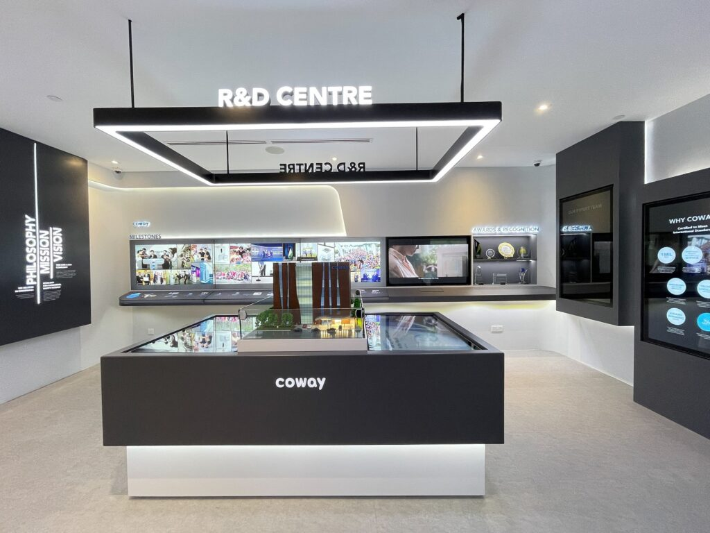 World's First Coway Experience Centre Opens in Malaysia