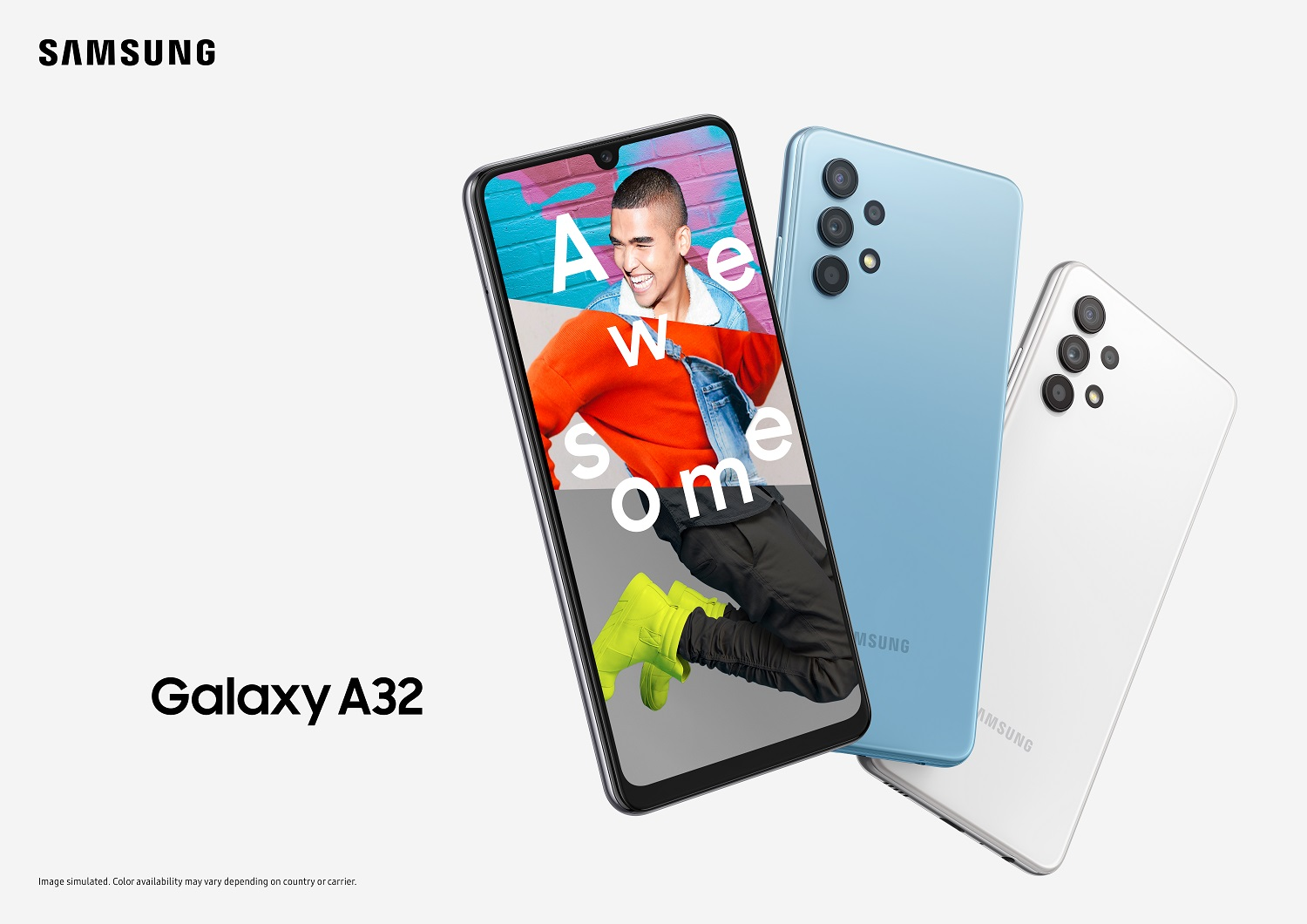 Introducing The New Samsung Galaxy A32 – Experience a Whole Day of Fun Content Streaming