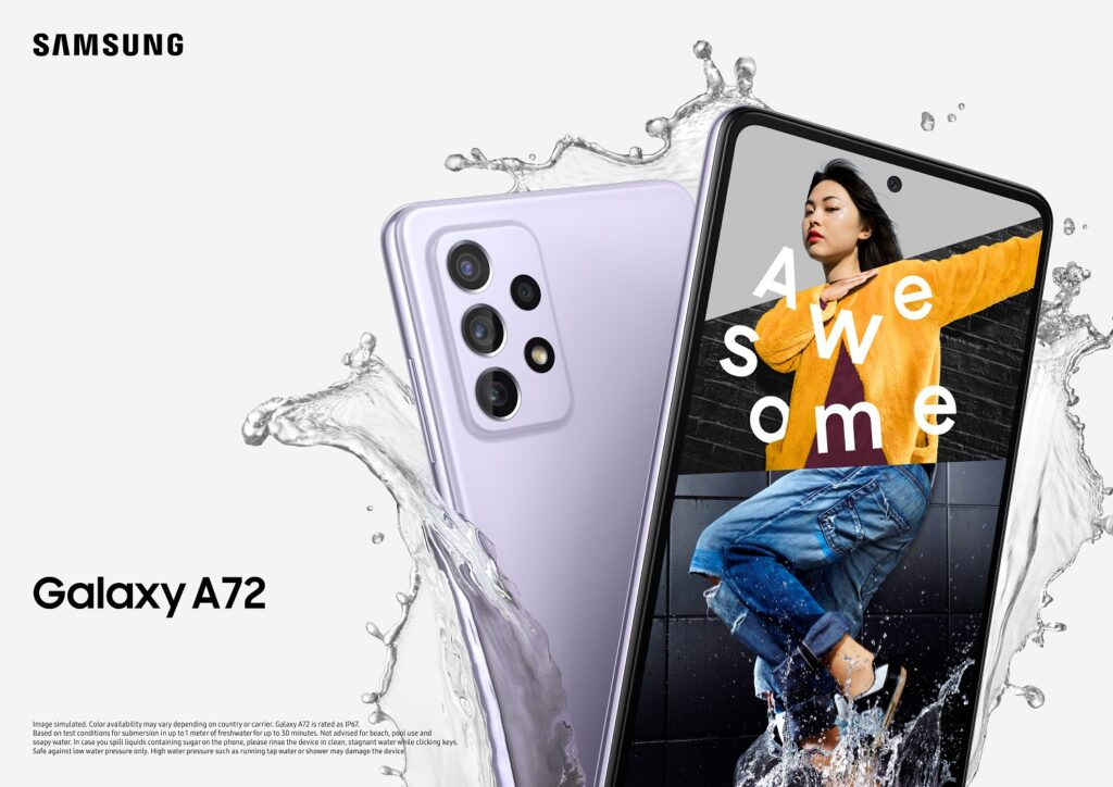 The Galaxy A52 and A72 Make Innovation Accessible to All