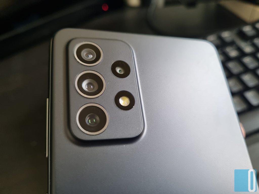 Samsung Galaxy A72 Preview