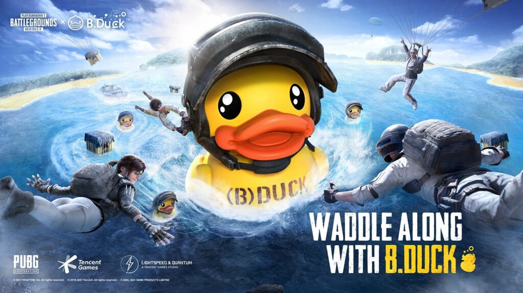 B.Duck World Tour