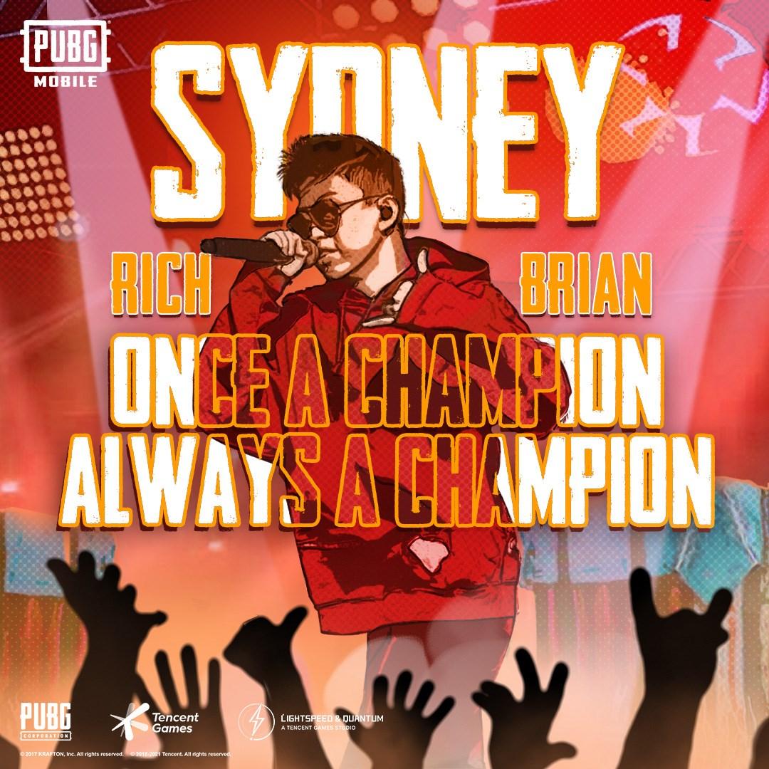 Sydney by Rich Brian